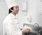 Wash Stations - Hygienically clean