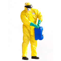 KLEENGUARD* A70 Chemical Protection Coveralls