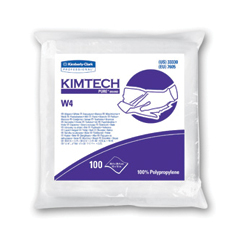 33330 KIMTECH* W4 Cleanroom Wipers